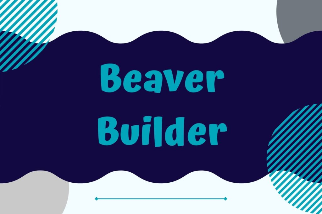 Graphic for Beaver Builder Page Builder