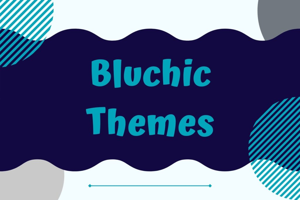 Graphic for Bluchic WordPress Themes