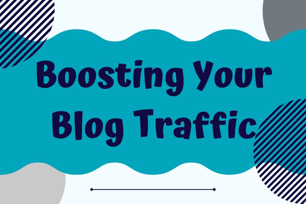 Graphic for Bloosting your Blog Traffic Resource