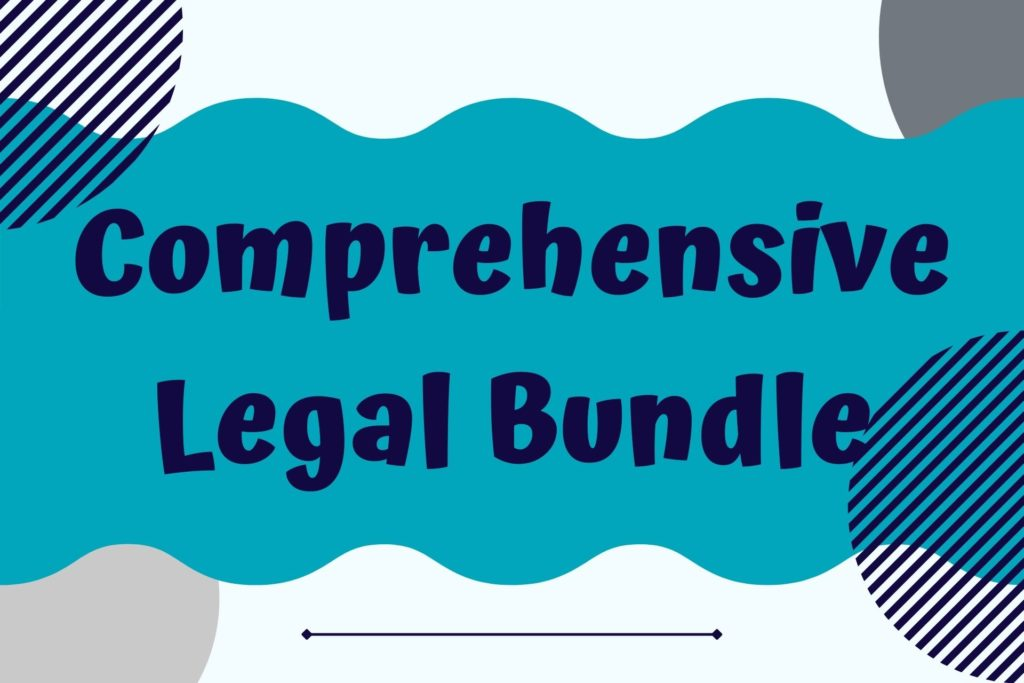 Graphic for the Comprehensive Legal Bundle