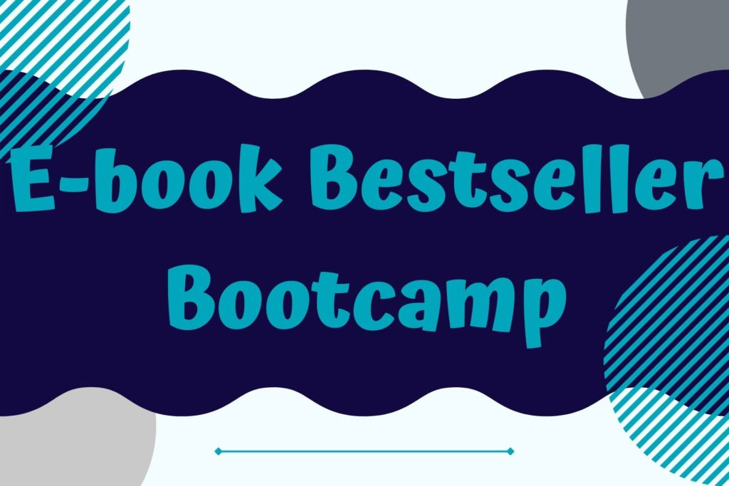 Graphic for E-book Bestseller Bootcamp
