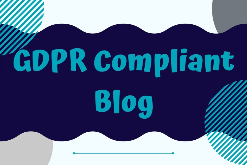 Graphic for GDPR Compliance Blog Resource