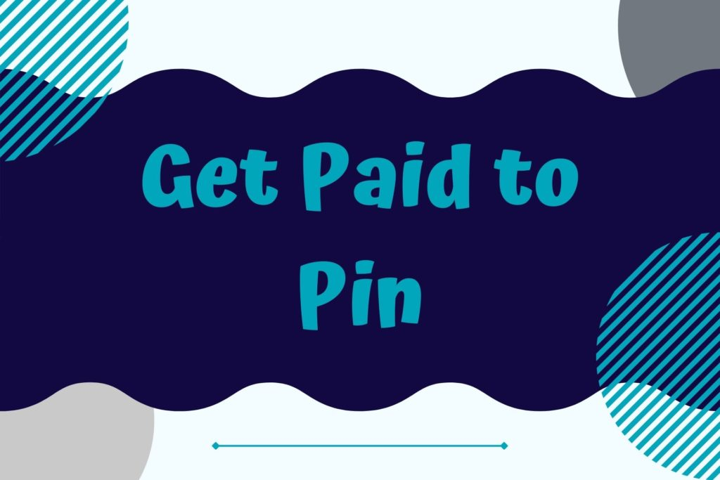 Graphic for Get Paid to Pin Course