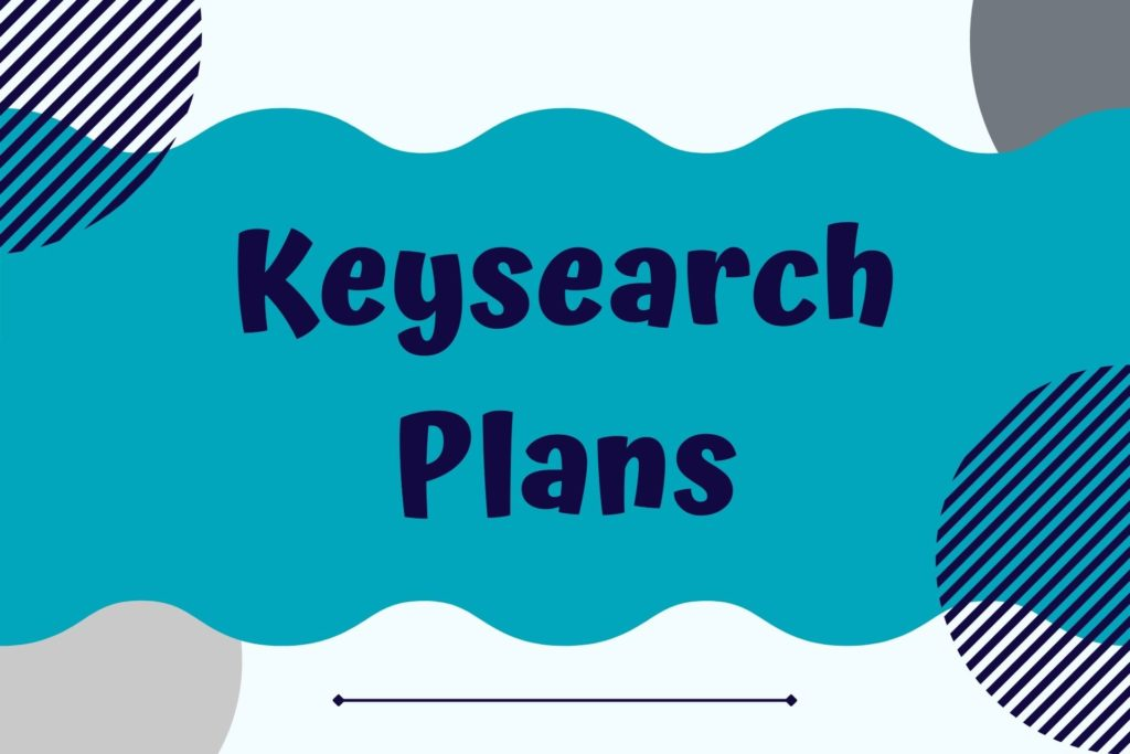 Graphic for Keysearch Plans