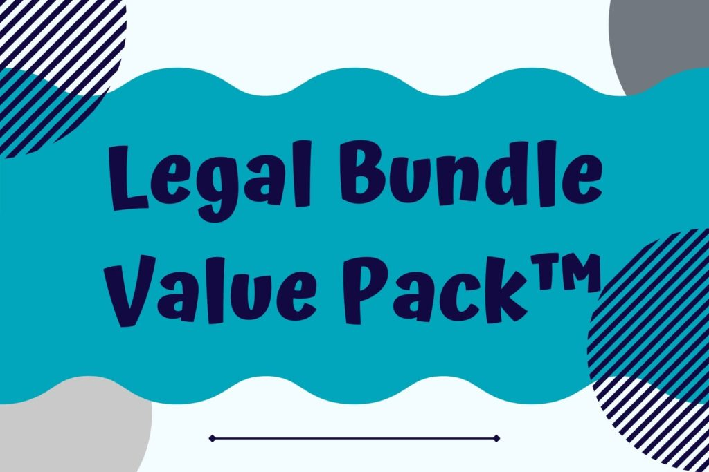 Graphic for the Legal Bundle Value Pack