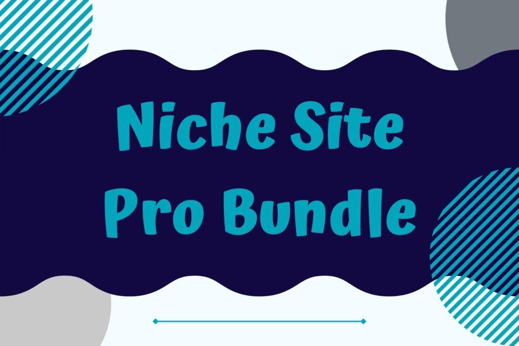 Graphic for Niche Site Pro Bundle